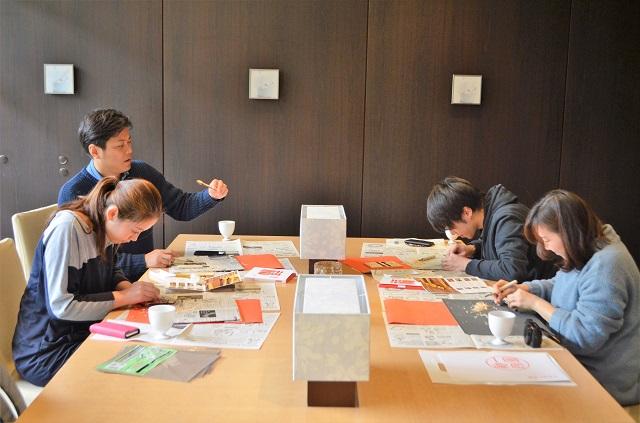 """ワークショップ""""初めての木製スプーン作り""""を1月18日に開催しました"""