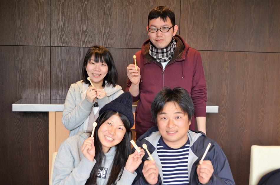 """ワークショップ""""初めての木製スプーン作り""""を1月30日に開催しました"""